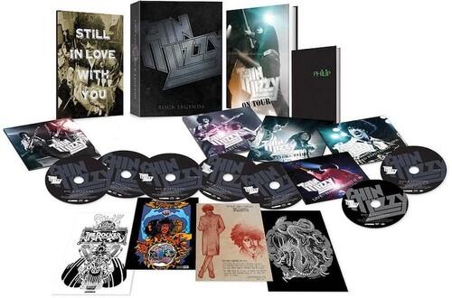 Thin Lizzy - Rock Legend (W/Dvd) (Box) (Uk)