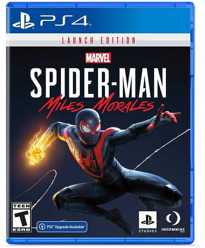 Marvel's Spider-Man: Miles Morales Launch Edition for PlayStation 4