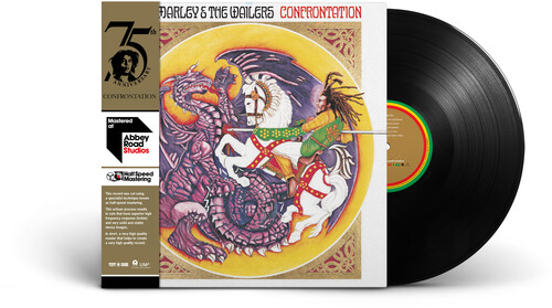 Bob Marley & The Wailers - Confrontation: Half-Speed Mastering [LP]
