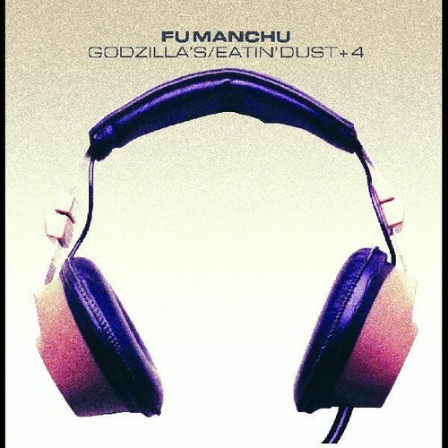 Fu Manchu - Godzilla's / Eatin' Dust / + 4 [Neon Green and White Splatter 2LP]