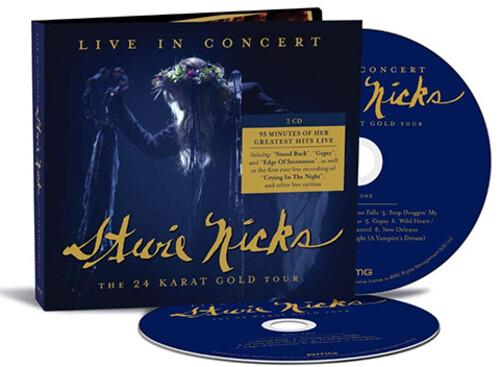 Stevie Nicks: Live in Concert: The 24 Karat Gold Tour