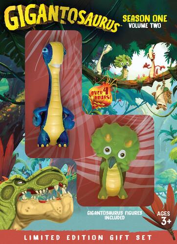 Gigantosaurus: Season 1 V2 Figures