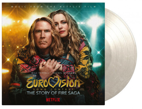 Eurovision Song Contest: The Story Of (Original Soundtrack) [Limited 180-Gram 'Snow & Ice' White Colored Vinyl] [Import]