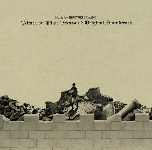 Attack on Titan Season 2 (Original Soundtrack)