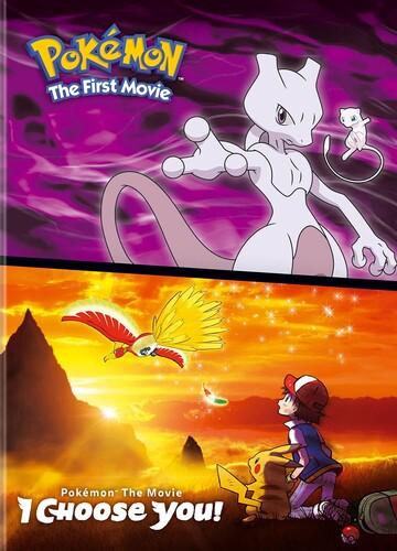 Pokemon Movies 1 And 20