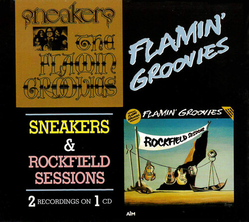Sneakers & Rockfield Sessions