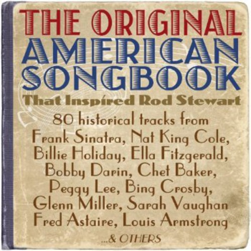 Original American Songbook That Inspired Rod Stewa [Import]