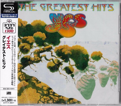 Yes-Yes: Greatest Hits (SHM-CD)
