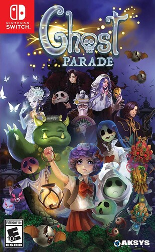 - Ghost Parade for Nintendo Switch