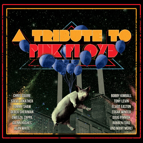 A Tribute To Pink Floyd /  Various [Explicit Content]