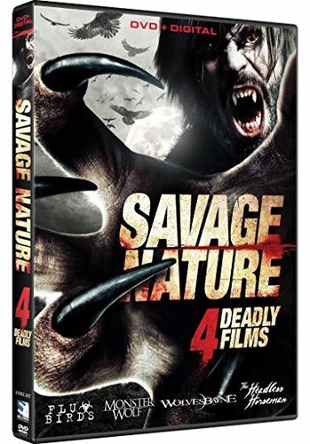 Savage Nature Collection - 4 Films