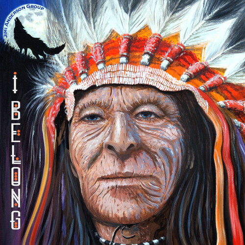 Anderson Jimi Group - I Belong