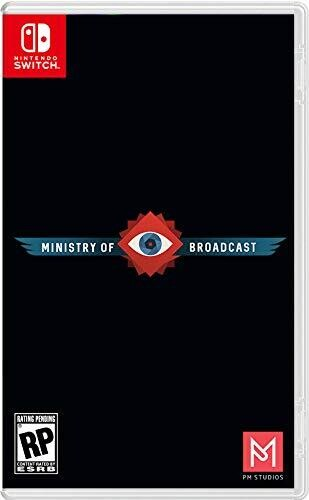 Ministry of Broadcast for Nintendo Switch