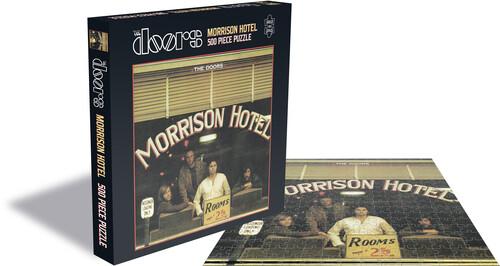- Doors Morrison Hotel (500 Piece Jigsaw Puzzle)