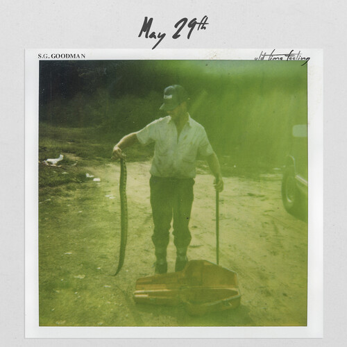 Phil Kinley - Old Time Feeling [LP]