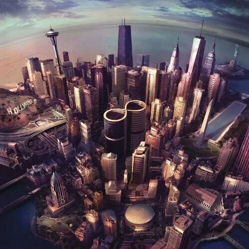Foo Fighters - Sonic Highways [Vinyl]