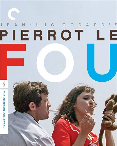 Raymond Devos - Pierrot Le Fou (Criterion Collection)