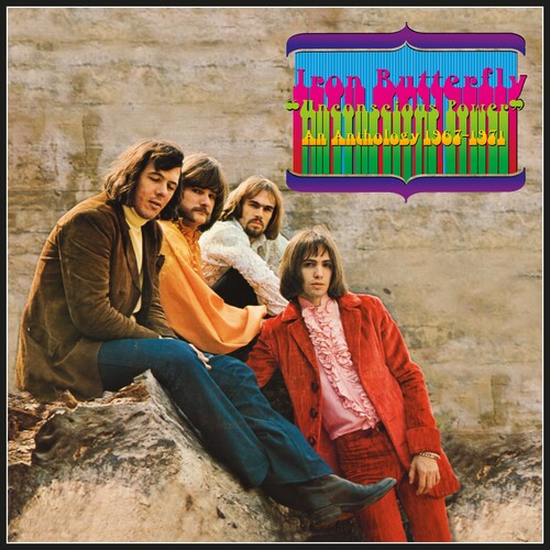 Iron Butterfly - Unconscious Power: Anthology 1967-1971
