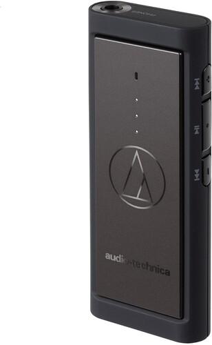 AUDIO TECHNICA AT-PHA55BT BT HDPHN AMP MIC BLK