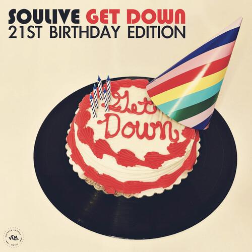 - Get Down 21st Birthday Edition