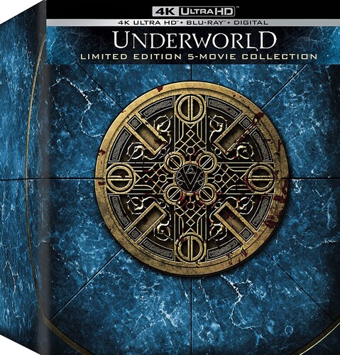 Underworld: Limited Edition 5-Movie Collection