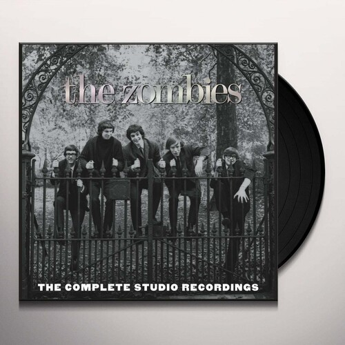 The Zombies Complete Studio Recordings