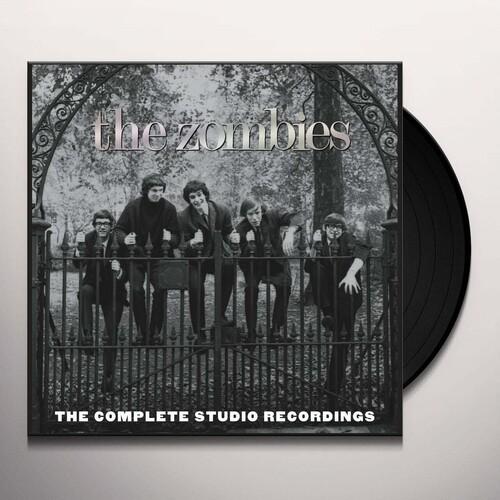 The Zombies Complete Studio Recordings