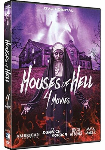 Houses of Hell Collection: 4 Movies