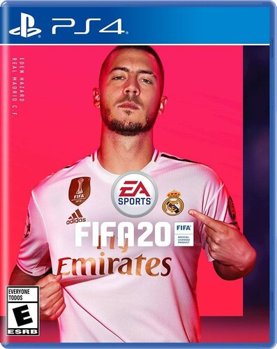 Ps4 FIFA 20 - FIFA 20 Standard Edition for PlayStation 4