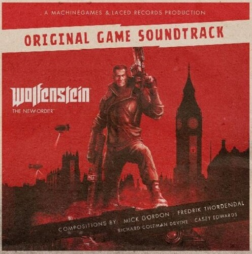 Wolfenstein: The New Order/ The Old Blood