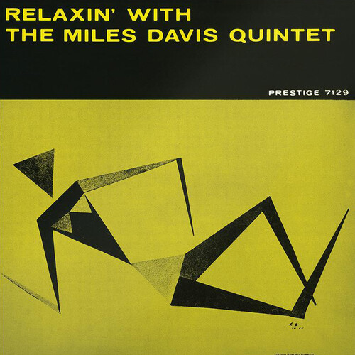 Miles Davis - Relaxin With Miles Davis Quintet (Blue) [Colored Vinyl]