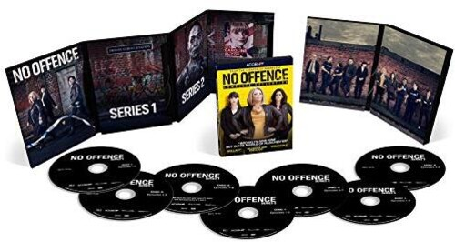 No Offence: Complete Collection