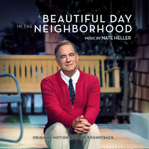 Nate Heller - A Beautiful Day In The Neighborhood (Original Soundtrack) [Limited Edition Red LP]