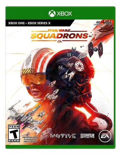 Xb1 Star Wars Squadrons - Star Wars Squadrons for Xbox One