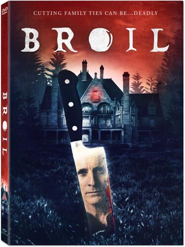 - Broil