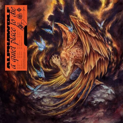 Alpha Wolf - Quiet Place To Die (Clear Vinyl) [Clear Vinyl]