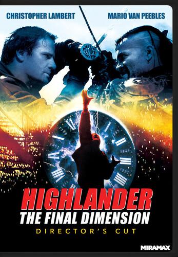 Highlander: The Final Dimension (aka Highlander 3: The Sorcerer)