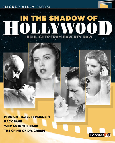 In the Shadow of Hollywood: Highlights From Poverty Row