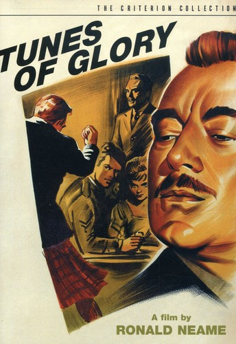Criterion Collection: Tunes Of Glory [WS]