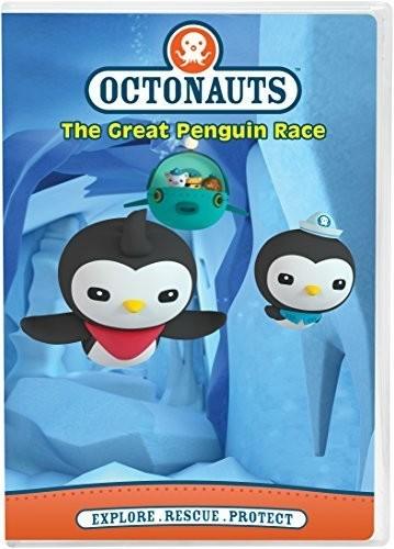 Octonauts: The Great Penguin Race