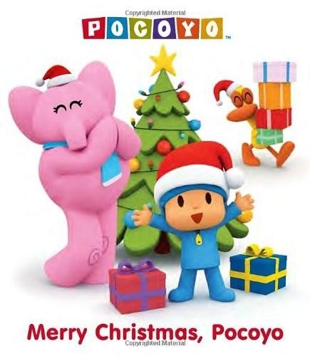 MERRY CHRISTMAS POCOYO
