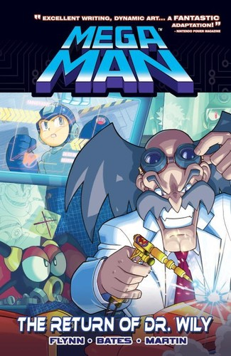 - Mega Man 3: Return of Dr. Wily