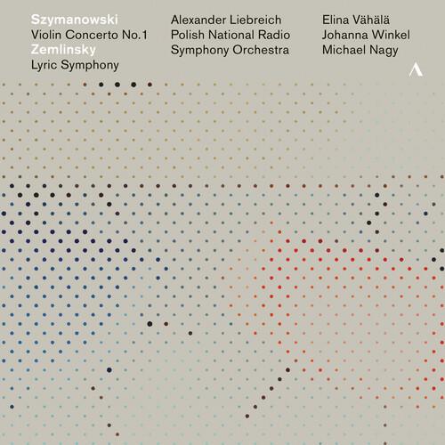 Violin Concerto 1 /  Lyric Symphony
