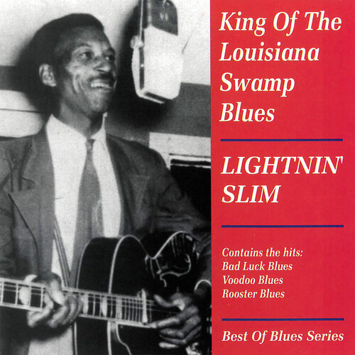 King of the Louisiana Swamp Blues