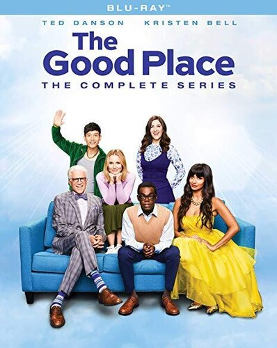 The Good Place: The Complete Series Blu-ray