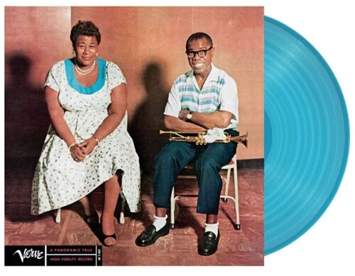 Ella & Louis (Light Blue Vinyl) [Import]