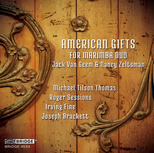 American Gifts for Marimba Duo