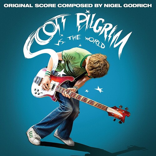 Scott Pilgrim Vs The World (Score) / O.S.T. (Blue) - Scott Pilgrim Vs The World (Score) / O.S.T. (Blue)