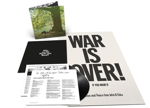 Plastic Ono Band [2 LP]