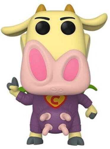 COW & CHICKEN- SUPER COW
